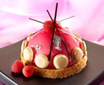 Sicoly recette Couleur framboise